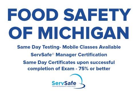Food Safety of Michigan :: Michigan Restaurant Association Buyers Guide